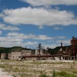 Заброшенная шахта «Валенсия» в Уругваe