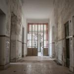 Полузаброшенный госпиталь Санта-Мария-де-Пунища