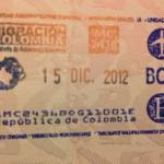 Нужна ли виза в Колумбию?