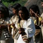 Жизнь индейцев Северной Колумбии